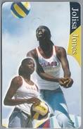 Telefoonkaart. ARUBA PHONE CARD. JULISA JONES. Koninkrijkspelen 1999. 2 Scans - Antilles (Netherlands)