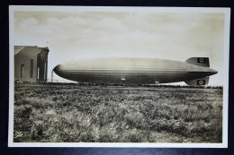 Deutsches Reich Zepplin Postkarte  LZ 129 Hindenburg - Luftpost