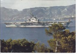 Toulon Cote D`azur , Einfahrt Eines Schiffes  **oran-2-158** - Toulon