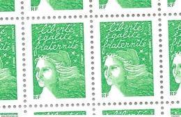 France:Variété Sans Phosphore N°3535Aa** Réf: Y & T  (cote 20,00€ En Paire Horiz) - Variétés: 2000-09 Neufs