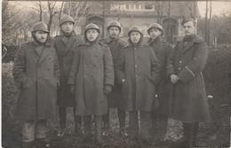 Carte-Photo BEDBURG HAU Prés CLEVE KLEVE. Hôpital Militaire Belge. Soldats Belges En Allemagne 1920. Bon état Voir 2 Sca - Kleve