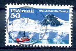USA Antarctic TRAITE 1961 OBLITERE - Timbres