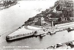 DE-RP: KOBLENZ (Coblence): Das Deutsche Eck An Rhein Und Mosel - Koblenz