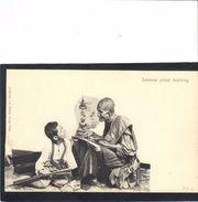 BANGKOK  SIAMESE PRIEST TEACHING - Tailandia