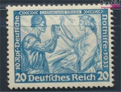 Deutsches Reich 505B Gezähnt 20:16 Mit Falz 1933 R.Wagner (8669684 - Deutschland