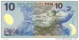 NEW ZEALAND P. 186c 10 D 2013 UNC - Nouvelle-Zélande