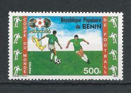 BÉNIN Scott 619 Yvert  638 (1) ** Cote 5,50$ 1986 - Bénin – Dahomey (1960-...)