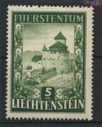 Liechtenstein 309 (kompl.Ausg.) Postfrisch 1952 Schloss Vaduz (9029971 - Liechtenstein