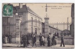 Seine-Saint-Denis - Aubervilliers - Usine Des Allumettes - Sortie Des Ateliers - Aubervilliers