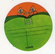 AUTOCOLLANTS . STICKER . NUTELLA . ETIQUETTE - Stickers
