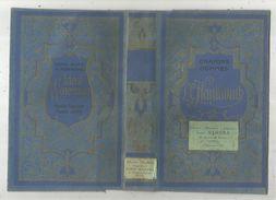 Publicité , Protége Livre , Librairie Louis NAMURA ,TUNIS , 2 SCANS ,  Frais Fr 1.75 E - Advertising