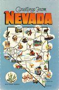Greetings From NEVADA - Etats-Unis