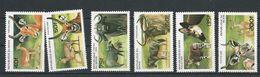 BÉNIN Scott 830-935 Yvert  710BT-710BY (6) ** Cote 5,00$ 1996 - Bénin – Dahomey (1960-...)