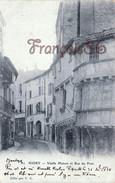 (79) Niort - Vieille Maison Et Rue Du Pont - Niort