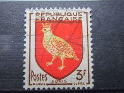 VEND BEAU TIMBRE DE FRANCE N° 1004 , JAUNE CLAIR !!! - Varieties: 1950-59 Used