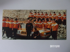 Equipe Cycliste BIC - 1972 - Radsport