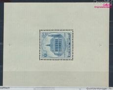 Belgien Block5 (kompl.Ausg.) Postfrisch 1936 Rathaus Charleroi (8669796 - Blocks & Kleinbögen 1924-1960