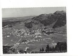 18348 - Ste-Croix La Sagne Et Le Massif Du Chasseron (format 10X15) - VD Vaud