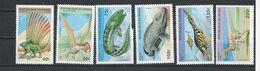 BÉNIN Scott 884-889 Yvert  710CE-710CK (6) ** 886 (810CG) Déchiré Cote 4,90$ 1996 - Bénin – Dahomey (1960-...)