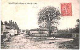 VALENTIGNY .... CENTRE ET ROUTE DE PERTHES - France