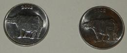 LOTTO 2 MONETE - INDIA - 25 PAISE - 2002 - (41) - India
