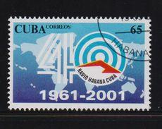 Cuba 2001, Minr 4350, Vfu. Cv 1,80 Euro - Cuba
