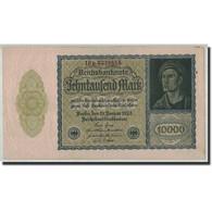 Allemagne, 10,000 Mark, 1922, KM:72, 1922-01-19, TTB - [ 3] 1918-1933 : République De Weimar