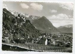 LIECHTENSTEIN - AK 306646 Vaduz Mit Schloß - Fürstentum Liechtenstein - Liechtenstein