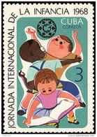 Cuba 1209 ** MNH. 1968 - Cuba