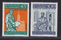DAHOMEY AERIENS N°   73 & 74 ** MNH Neufs Sans Charnière, TB  (D1611) - Benin - Dahomey (1960-...)