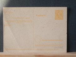 71/272  CP  ALLEMAGNE XX - Bizone