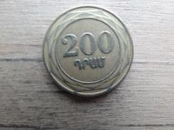 Armenie  200 Dram  2003  Km 96 - Arménie