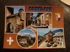D 73 - Albertville Conflans - Albertville