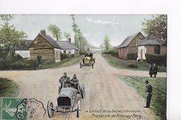 76 / CIRCUIT DE LA SEINE INFERIEURE / TRAVERSEE DE FRESNAY FOLNY / TBE / CIRC 1907 - France