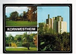 19703    CPM  KORNWESTHEIM  , Carte Multivues  , 1985  ! - Kornwestheim