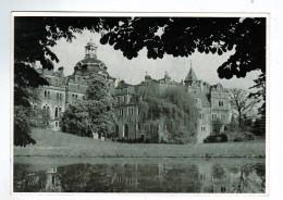 19710  CPM  BÜCKEBRUG  , Schloss ( Rückansicht ) 1961 ! - Bueckeburg