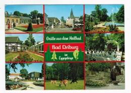 19715  CPM  BAD DRIBURG  ; Multivues   !  ACHAT DIRECT !! - Bad Driburg