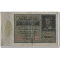 Allemagne, 10,000 Mark, 1922, KM:70, 1922-01-19, B - [ 3] 1918-1933 : République De Weimar
