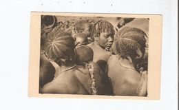 OUBANGUI CHARI (REPUBLIQUE CENTRAFRICAINE) 30 COIFFURES (AFRIQUE EQUATORIALE FRANCAISE) - Zentralafrik. Republik