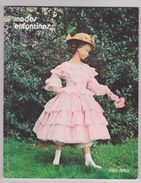 Catalogue Exposition  Modes Enfantines 1750-1950-Mode Poupees -musée Mode Costume Paris 1979 -poupée Doll - Poupées