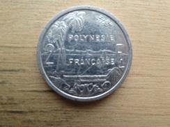 Polynesie Francaise  2  Francs  2010  Km 10 - French Polynesia