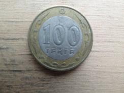 Kazakhstan  100  Tenge  2002  Km 39 - Kazakhstan