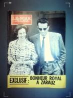 Hebdomadaire - LE SOIR ILLUSTRE - N°1628 Du 05/09/1963 (Roi Et Reine De Belgique) - Informations Générales
