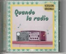 QUANDO LA RADIO - Versioni Originali - Disco, Pop