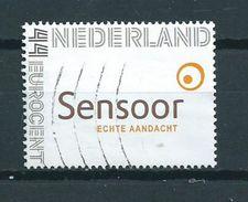 Netherlands Sensoor,personal Stamp Used/gebruikt/oblitere - Netherlands