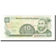 Nicaragua, 10 Centavos, Undated (1991), KM:169a, NEUF - Nicaragua