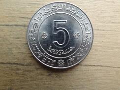 Algerie  5  Dinars  1972  Km 105 - Algeria