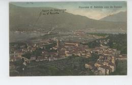ITALIE - Panorama Di CALOLZIO Visto Da ROSSINO - Lecco