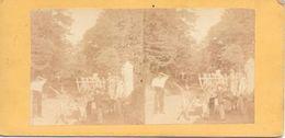 Stereoscoopfoto, Boer Met Boerenkar, Ca. 1915 - Stereoscoop