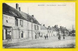 BRAINE Place Du Marché (Nougarède Lestra) Aisne (02) - Sonstige Gemeinden